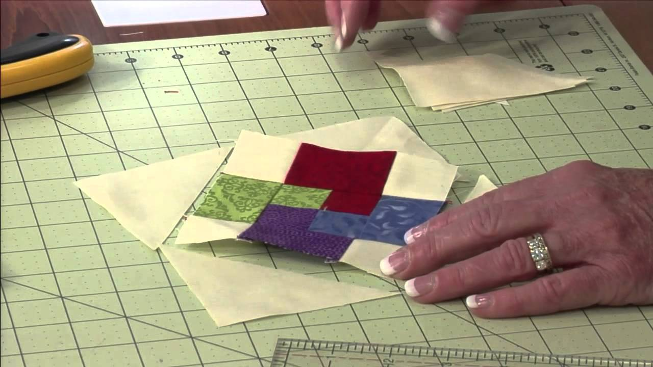 Mini Quilt Card Tricks February 2014 Youtube
