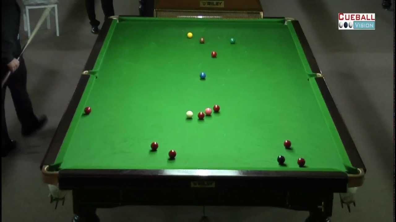 snooker bundesliga