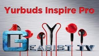 Video Yurbuds Inspire Pro Headphones Full Review - Gearist TV download MP3, 3GP, MP4, WEBM, AVI, FLV Juni 2018