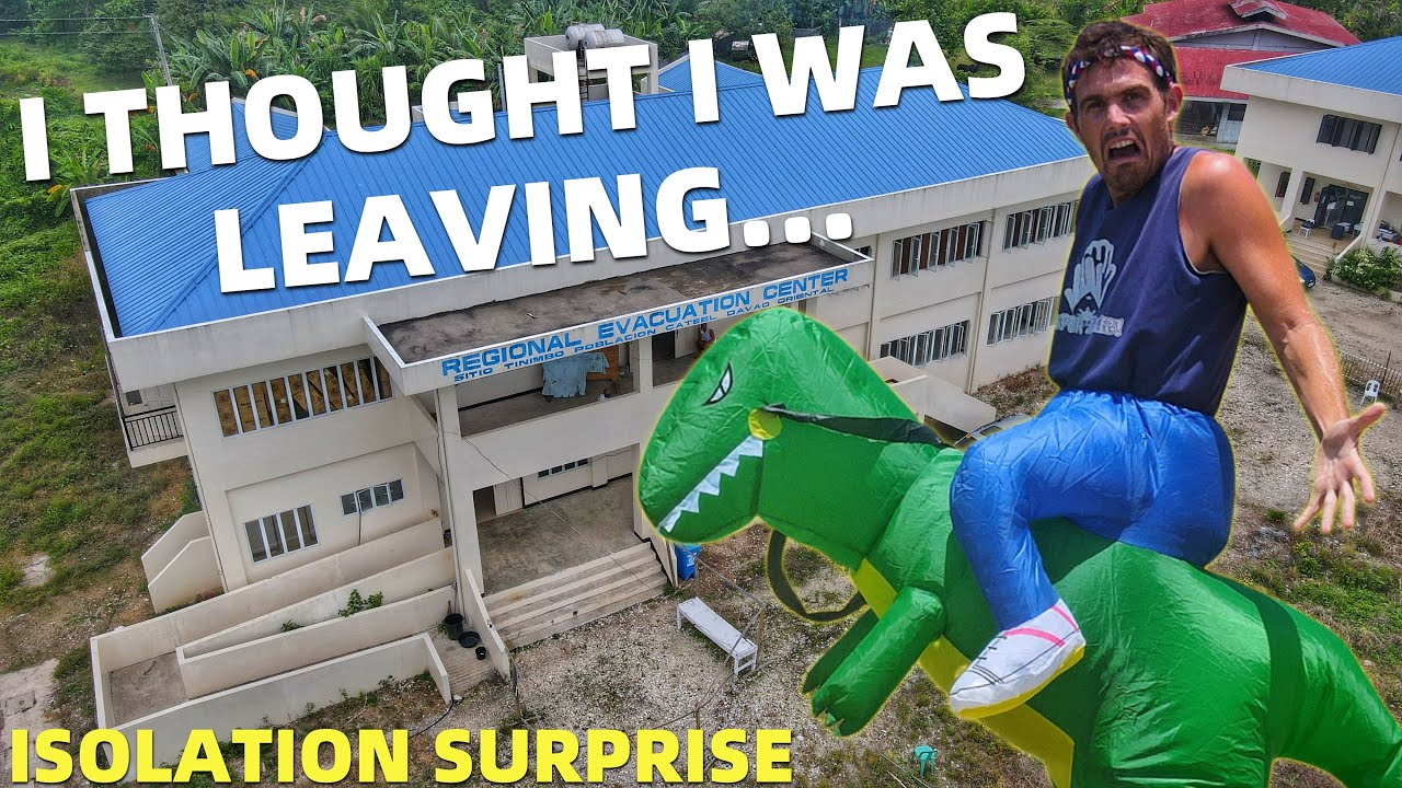 LEAVING PHILIPPINES FACILITY? Unexpected Surprise... Not Going Home Yet.