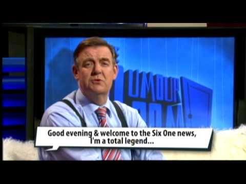 Bryan Dobson - Not The Six O'Clock News