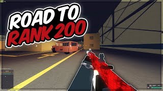 Phantom Forces - Road To Rank 200 | The Grind Is Real! | ROAD TO 65k