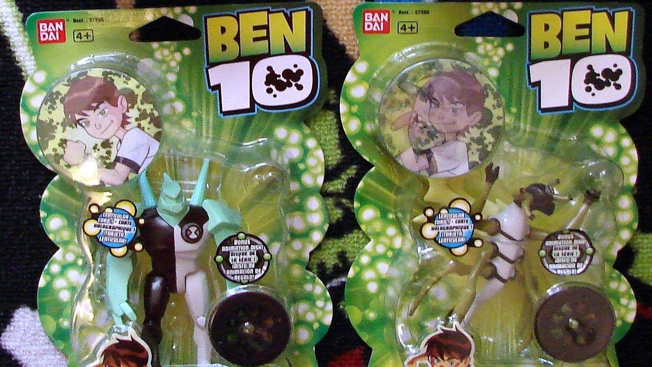 Ben 10 Alien Bandai 2006 Stink Fly Figure