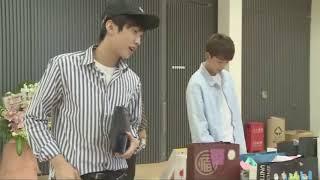 B1A4 비원에이포演唱會前的準備花絮!