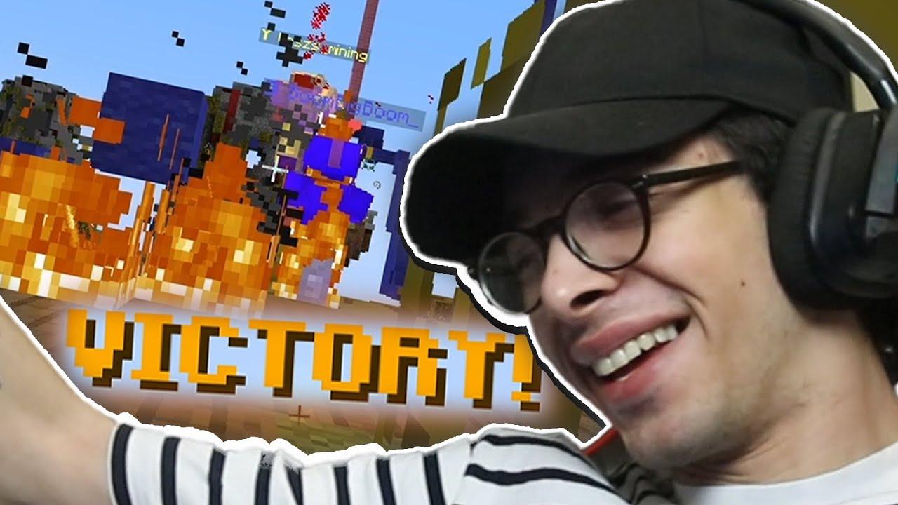 ყველაზე დაძაბული BEDWARS | Minecraft