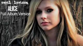Avril Lavigne - Alice (Full Album Version)