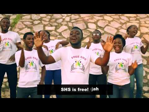 The Official Video of the Free SHS Policy by the Government of Ghana, featuring Harmonious Chorale