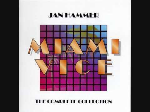 Jan Hammer - Chase (Miami Vice)