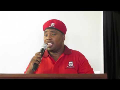 Botswana Mine Workers