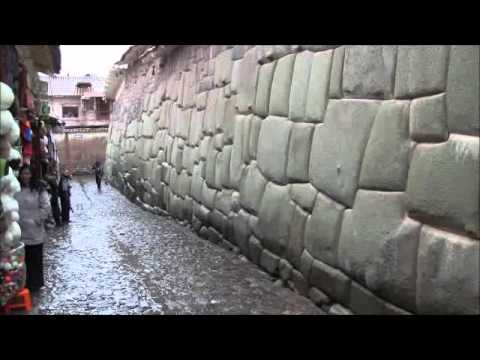 Cuzco Peru: Clear Evidence Of The Great Builders Before The
