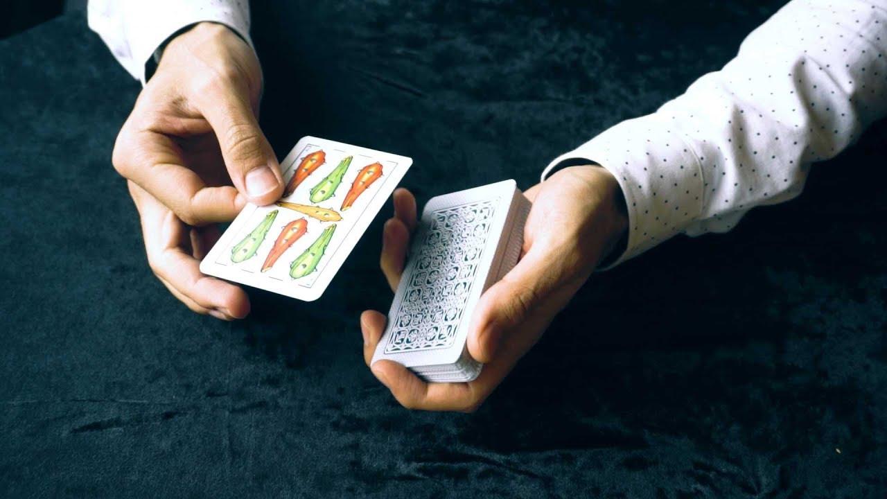 Trucos De Magia Con Cartas Españolas Trucos De Magia Faciles Baraja Svengali Rutina Por Guid Youtube