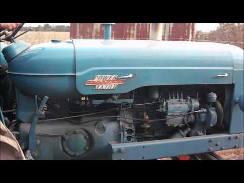 1959 Fordson power major