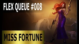 Miss Fortune ADC - Full League of Legends Gameplay [Deutsch/German] LoL Flex Queue Ranked Game #008