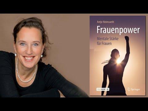 "Antje Heimsoeth – ""Frauenpower: Mentale Stärke für Frauen"""