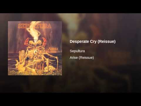Desperate Cry (Reissue)