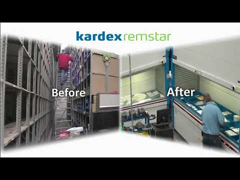 Kardex Remstar Solutions - Oil & Gas