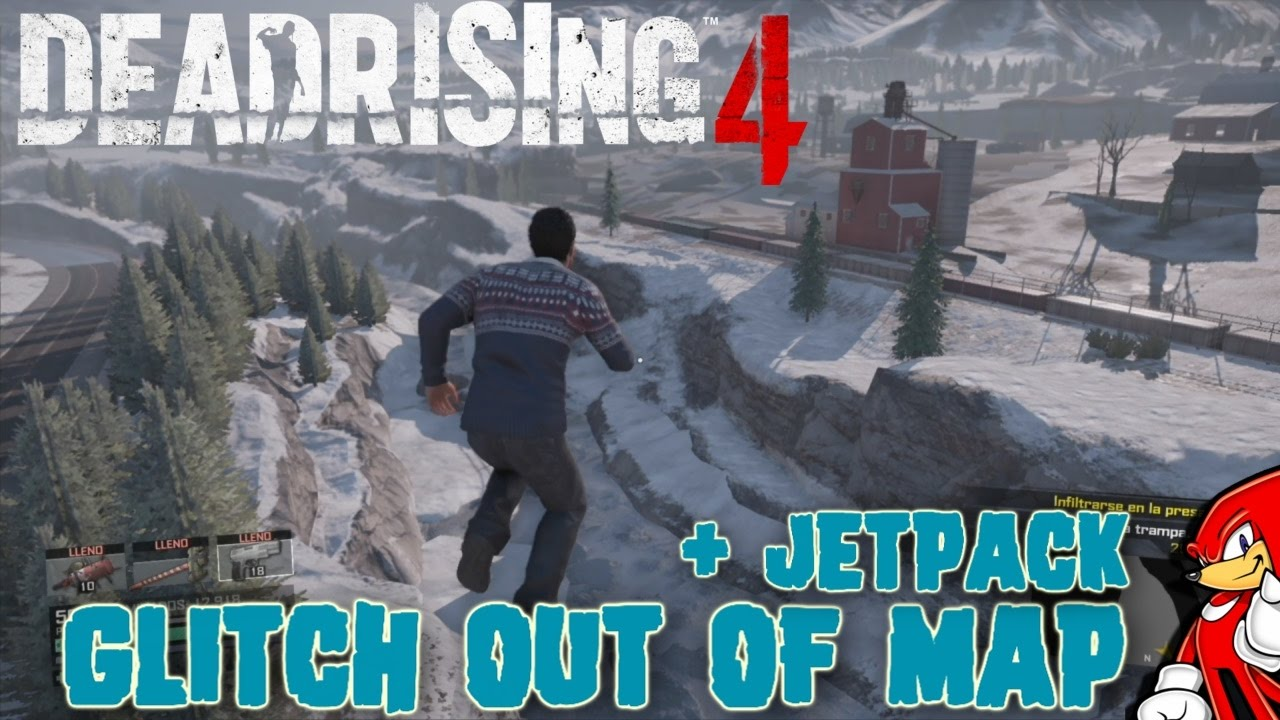 Glitch dead rising 4 como salir del mapa volar out of map glitch dead rising 4 como salir del mapa volar out of map jetpack by recob gumiabroncs Choice Image