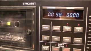DeltaLab Echotron -- 4sec Rackmount Looper/Delay Demo