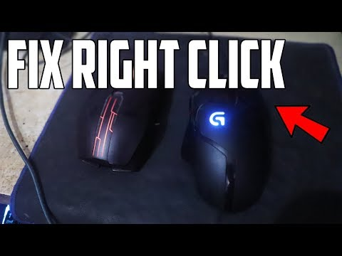 How To Fix Mouse Right Click Not Working [Solved]