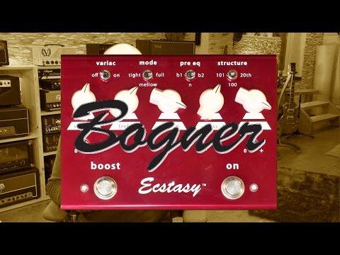Bogner Ecstasy Red - Review