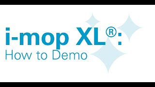 i-mop XL® Scrubber - How To Demo