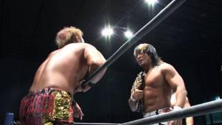 2012年2月5日岐阜産業会館 NJPW 40th anniversary Tour. NEW JAPAN ISM2...