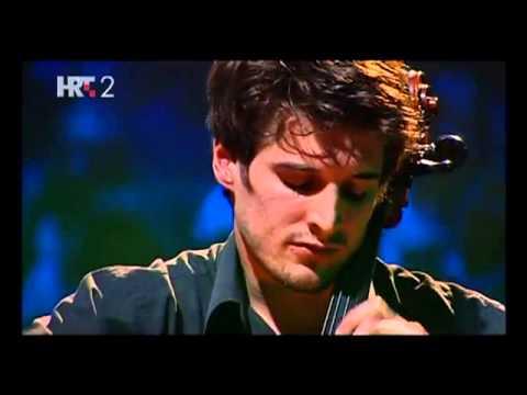 Luka Šulić plays Sarasate Zigeunerwiesen on cello