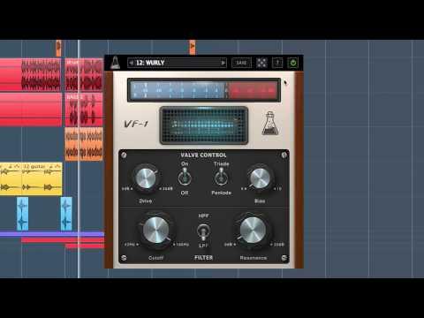 AudioThing Valve Filter VF-1 Dreaming (Manuele Montesanti)
