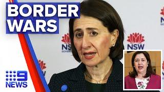 Coronavirus: QLD premier refuses to open border