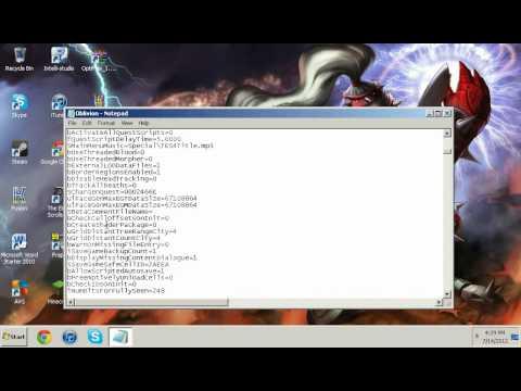 Oblivion Crash Fix (POSSIBLE FIX)