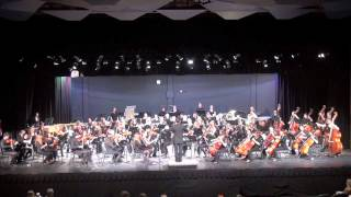 A Charlie Brown Christmas, Arlington HS Symphony Orchestra