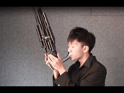 Chinese Sheng Performance by 黃俊毓 @ Yuan-Yun Chinese Chamber Orchestra
