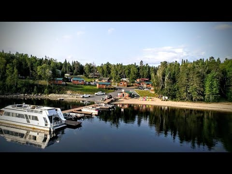Moosehorn Lodge On Lac Seul (Overview)