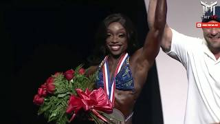 Women's Figure and Physique Olympia 2019