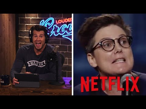 NETFLIX FAIL: Crowder Lampoons Hannah Gadsby's 'Nanette' Special | Louder With Crowder