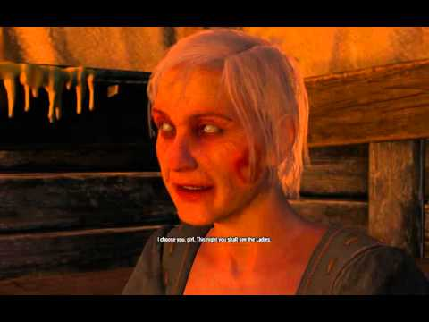 The Witcher 3: Wild Hunt - Bald Mountain (1/3 - Thecla and Fugas)