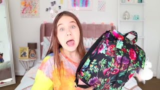 WHAT'S IN MY BACKPACK!! Back To School 2019