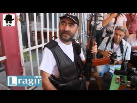 Интервью лидера  САСНА ЦРЕР  «Սասնա ծռերը»