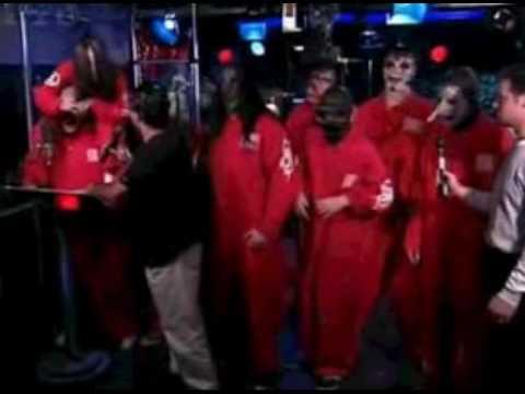 Early Slipknot appearance - YouTube