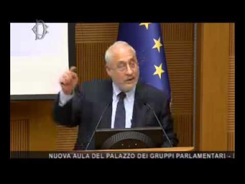 """Stiglitz: """"The United States will never have a debt crisis."""""""