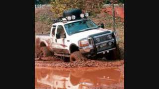 Brad Paisley-Mud On The Tires