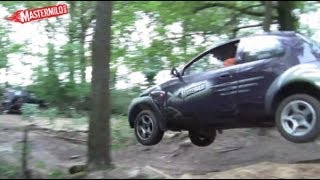 Ford Ka offroad test