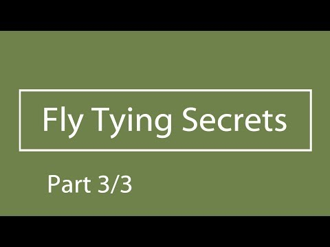 Fly Tying: Our