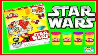 Play Doh Star Wars Millennium Falcon Playset 스타 워즈