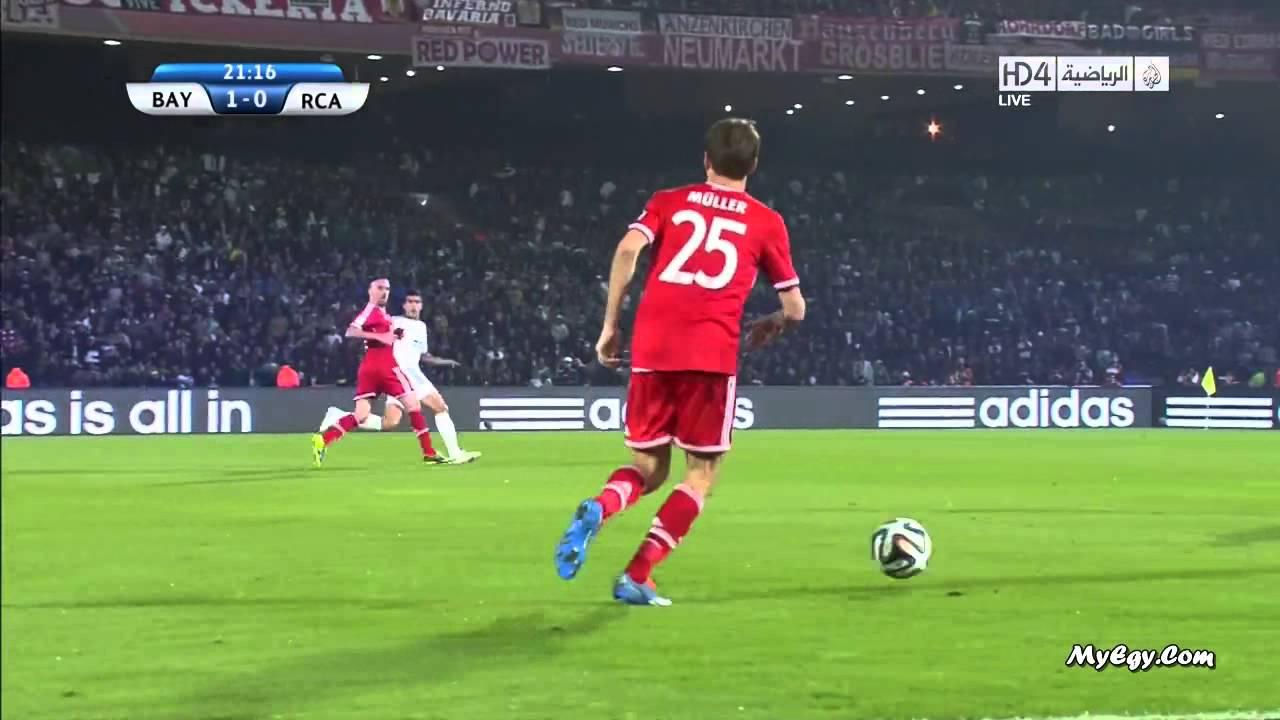 Bayern Munich VS Raja Casablanca Raouf khlif HD   Doovi