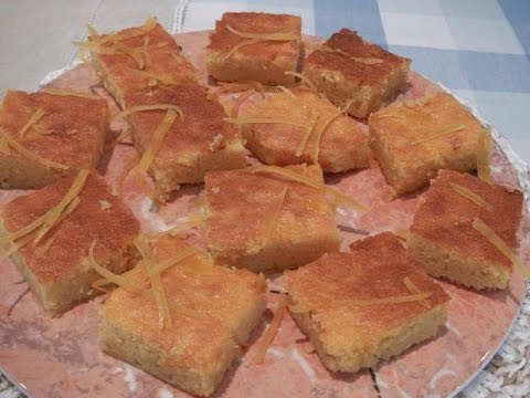 "semolina-cake---""revani""---stavros'-kitchen---greek-and-cypriot-cuisine"