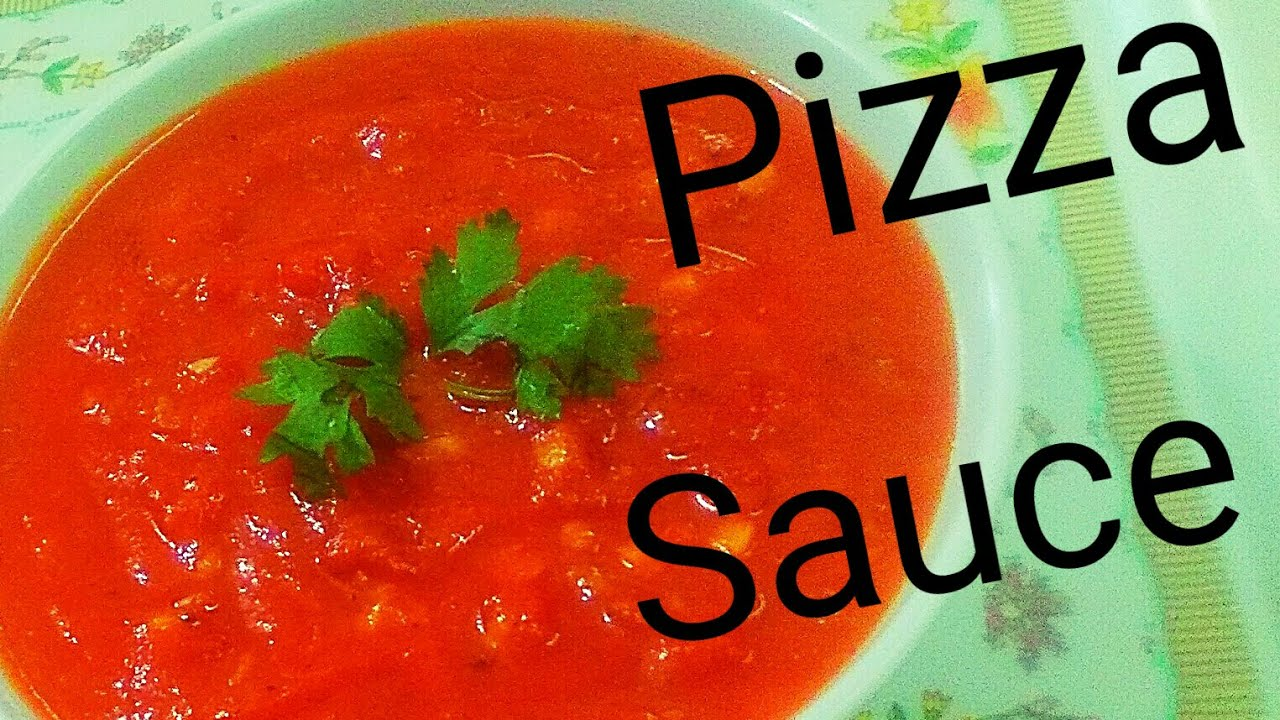 homemade best pizza sauce recipe in hindi indian tomato ketchup