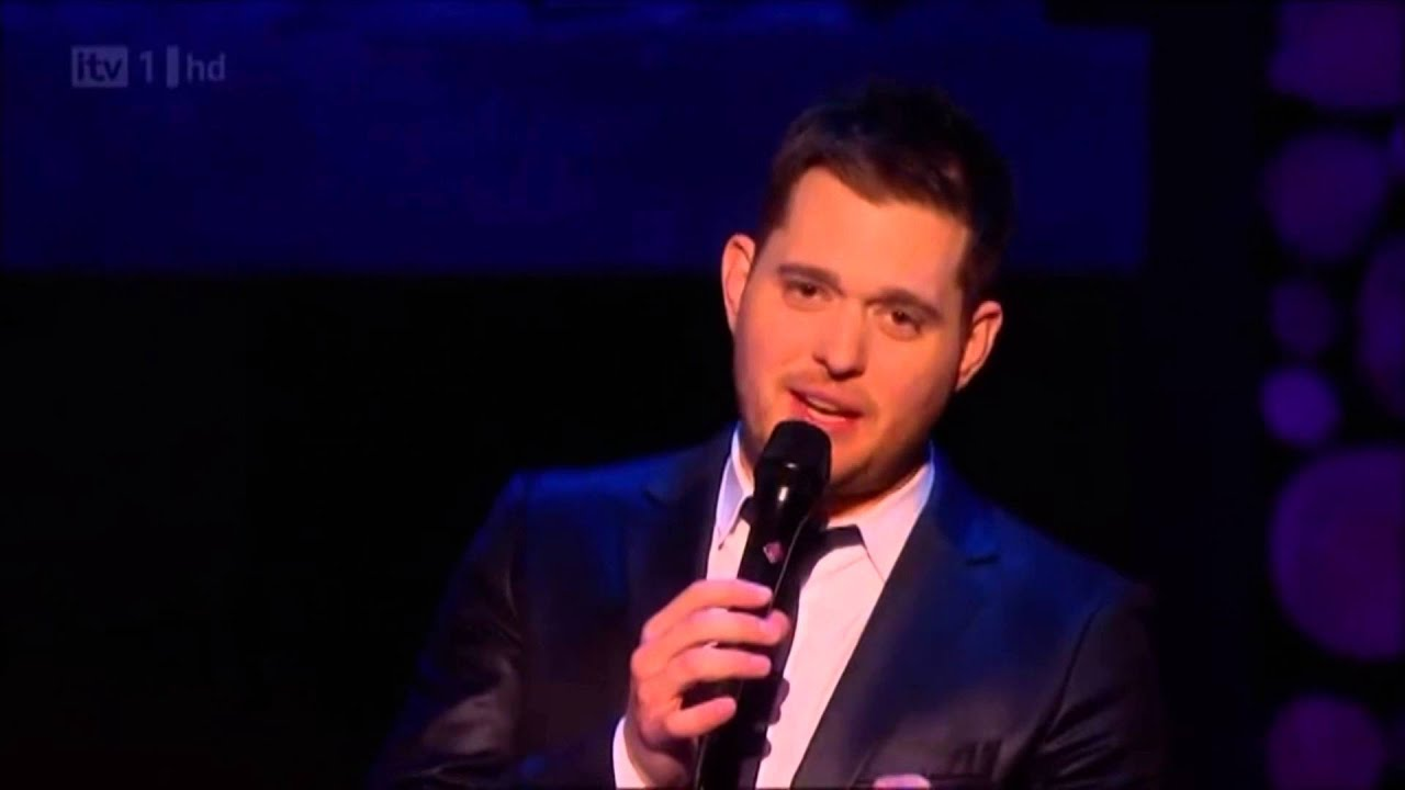 Michael Bublé - It's beginning to look a lot like christmas - YouTube