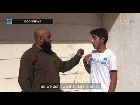 What do Syrians Think of Turkish Presence?