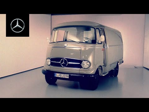 The success story of the Mercedes-Benz L 319